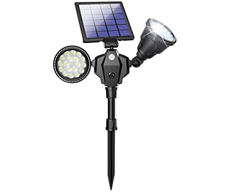 JSOT Solar Spot Lights Outdoor