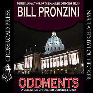 Oddments Audiobook