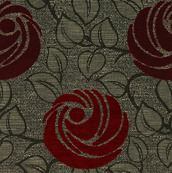 Furniture Material Stage 4058 Colour Red Purple Brown Grey