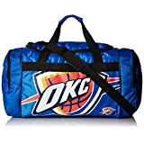 NBA Oklahoma City Thunder Russell Westbrook #0 Duffle Gym Bag