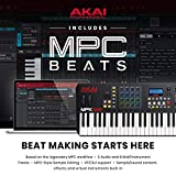 Akai Professional MPK261 | 61-Key Semi-Weighted USB