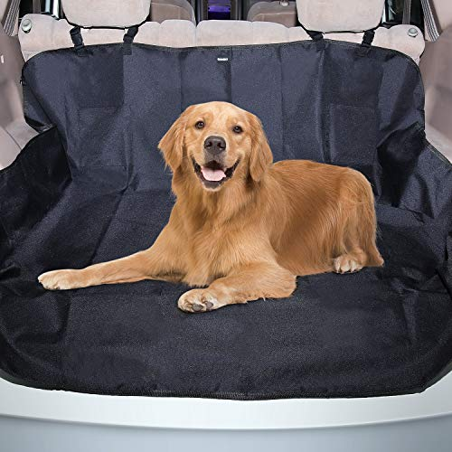 Gasky Car Seat Covers for Dogs Trunk Hammock Seat Cover for Car Truck and SUV with Adjustable Straps Waterproof Durable Large Size(59