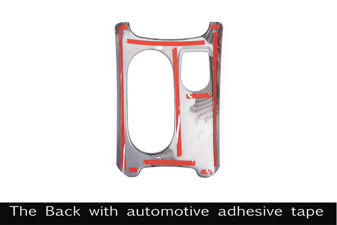 Couvercle de porte-gobelet en carbone ABS chrom/é pour classe A//GLA//CLA C117 W117 W176 X156 2012-2018