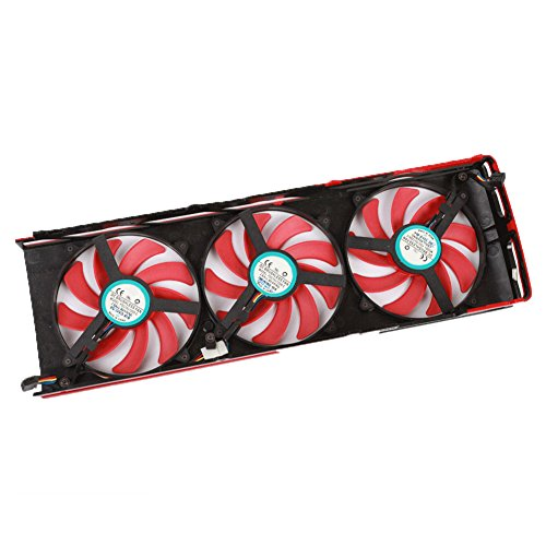 FD7010H12S DC 12V 0.35A 4Pin Fan For ATI Radeon HD7990 HD 7990 Graphics Video Card Cooling Fans by Z.N.Z (Image #2)