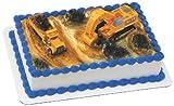 Decopac Construction Dig Cake Decoration, Health Care Stuffs