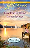 img - for Love Finds a Home (Mirror Lake) book / textbook / text book