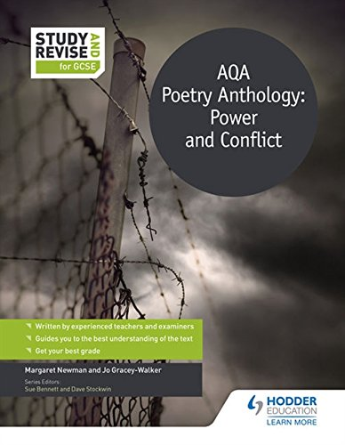 Download Aqa Poetry Anthology: Power & Conflict (Study & Revise for Gcse) PDF