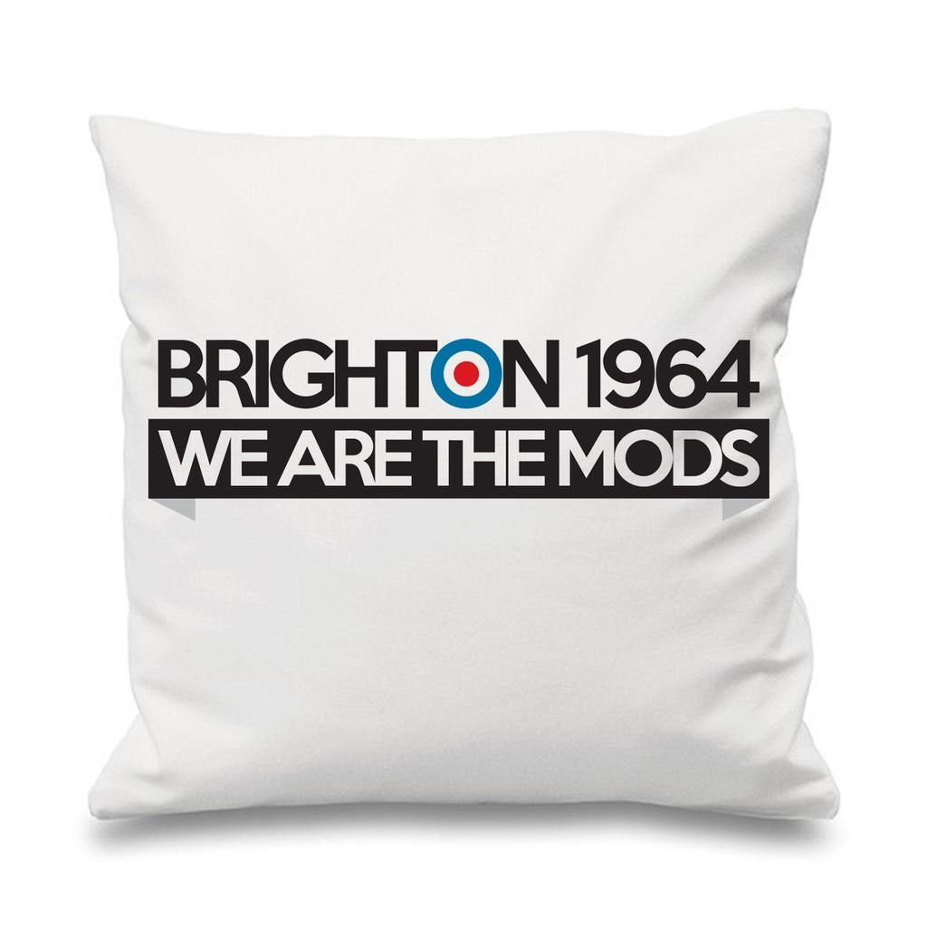 Amazon.com: Tribal T-Shirts Brighton 1964 somos los Mods 18 ...
