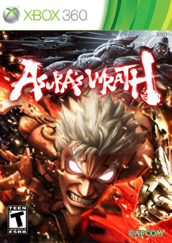 - Asura's Wrath - Xbox 360