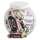 Zefal Third Box Of 50 Pump Co2 Cartridge, 16g