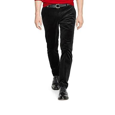 7a7fd7494ff371 Polo Ralph Lauren Men's Straight-Fit Stretch Corduroy Pants (31x30 ...