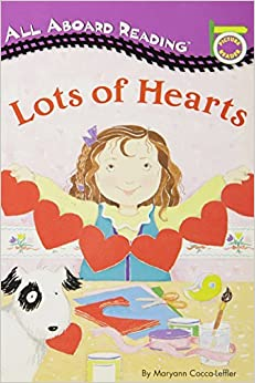 Book Lots of Hearts (All Aboard Picture Reader) by Maryann Cocca-Leffler (1997-01-03)