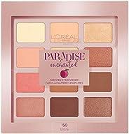 L'Oréal Paris Paradise Enchanted Scented Eyeshadow Palette, 0.25 fl.