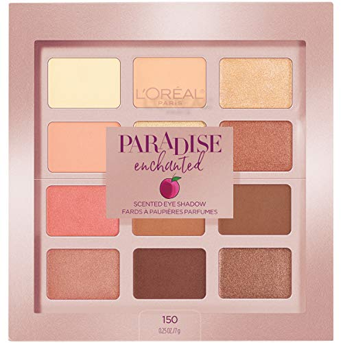 L'Oréal Paris Paradise Enchanted Scented Eyeshadow Palette, 0.25 fl. oz. ()