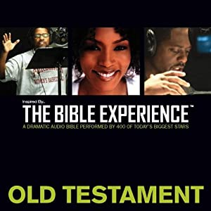 Inspired By...The Bible Experience Audiobook