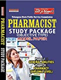 TSPSC PHARMACIST STUDY PACKAGE