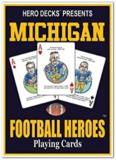 product image for Channel Craft Hero Decks - Michigan - Playing Cards
