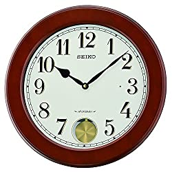 Seiko QXM548BLH Analog Quartz Clock