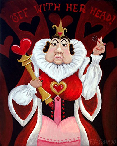 The Queen of Hearts,