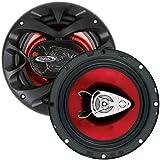 "Amazon Price History for:BOSS AUDIO CH6530 Chaos Exxtreme 6.5"" 3-way 300-watt Full Range Speakers"