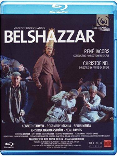 Handel: Belshazzar [Blu-ray] ()