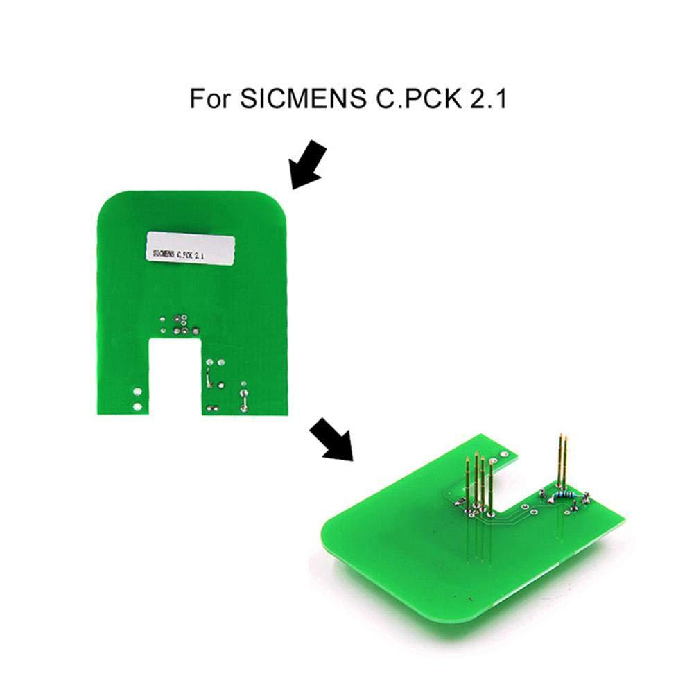 soarflight 22pcs adapters Chip, Adjustment Adapter Car Auto Diagnostic Scanner Bdm Adapters Compatible with Windows Server 2003/2008/ 2012, Windows7/8/10/Visa/XP, Linux, VMware ESX. by soarflight (Image #4)