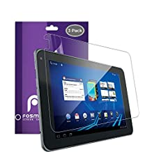 Fosmon Crystal Clear Screen Protector Shield for HP TouchPad (3 pack)