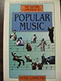 The Oxford Companion to Popular Music, Peter Gammond, 0192800043