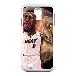 PCSTORE Phone Case Of Lebron James for Samsung Galaxy S4 I9500