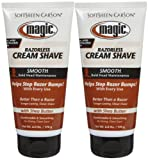 Magic Shave Smooth Razorless Hair Removing Creme Case Pack 6