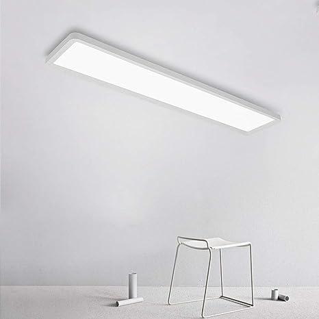 Wandun Lámpara LED de techo, Panel LED Diseño moderno Plafón ...