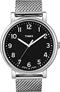 Timex Easy Reader Black Dial Men's watch #T2N602