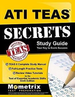 Ati teas secrets study guide teas 6 complete study manual full ati teas secrets study guide teas 6 complete study manual full length practice fandeluxe Image collections