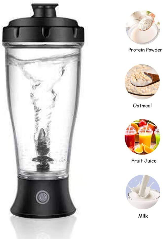 Protein Shaker Bottles, 350ML Shaker Cup Gym Botella de agua para proteínas, avena, Fórmula para bebés, Dinks y leche, Batidora Batidora Batidora (350ml)