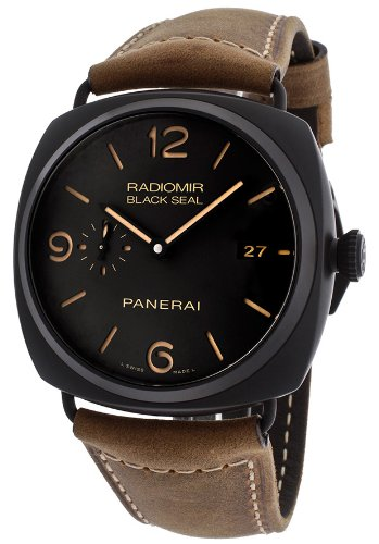 Panerai Radiomir Composite Black Seal 3 Days Men's Automatic Watch - PAM00505