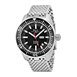 Ball Engineer Master II Skindiver Steel Watch DM2108A-S-BK Automatic Mechanical