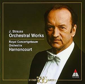 J.Strauss:Orchestral Works