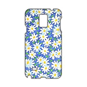 Beautiful flowers pattern 3D Phone For Case Iphone 5/5S Cover