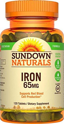 iron ferrous sulfate - 6