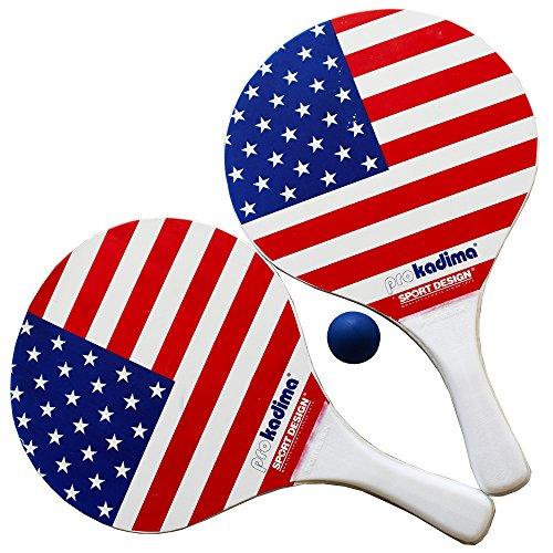 American Flag Beach Ball - 3
