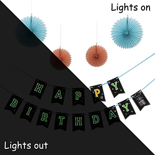 glowing party supplies - 7