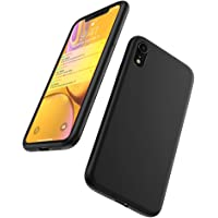UGREEN iPhone 8 Case iPhone 7 Protector Liquid Silicone Phone Case Soft Edges Shockproof and Anti-Drop Protection Case Slim Thin Case for iPhone 7/8 4.7 Inch - Black