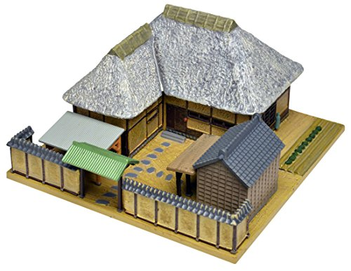 Price comparison product image Tomytec Building collection 001-3 Country Farmhouse