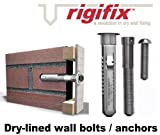 Rigifix M6 Anchor Fixings 6 Pack