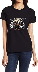 AKlamater KKSH Anime Element Girl Sports Camiseta de manga