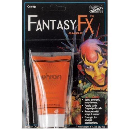 Mehron Fantasy FX Makeup 1 oz Orange