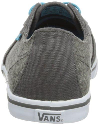 Vans Dixie Minx Damen Sneaker Pewter/Blue Atoll
