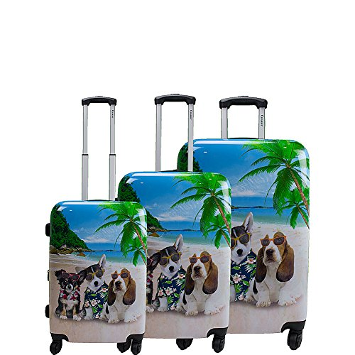 Chariot Kona 3-Piece Luggage Set