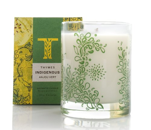 Thymes Indigenous Aromatic Candle Anjou product image