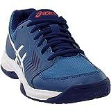 ASICS Gel-Dedicate 5 Azure/White Men's Tennis Shoes